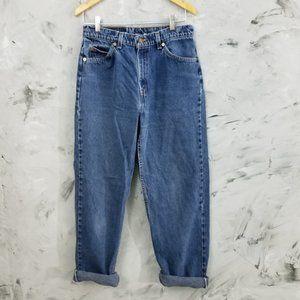 LEVI's 960 Vintage 80's Women's Baggy Blue Jeans